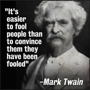 Manipulacija, propaganda_Mark Twain