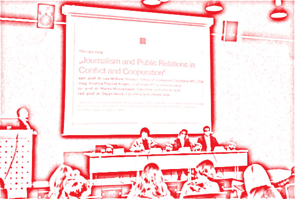 Okrogla miza novinarji, odnosi z javnostmi, piarovci